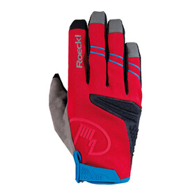 Roeckl Melides Bike Gloves red